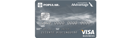 card aadvantage visa business - Visa Business Card