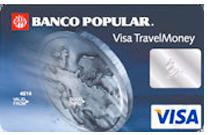 card image - Visa Travel Card
